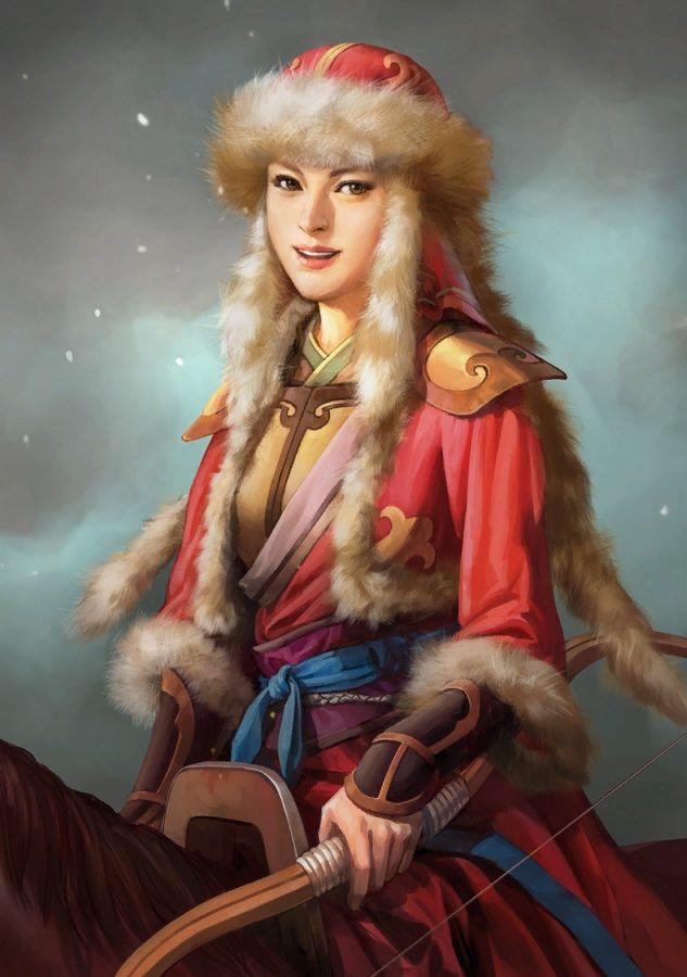 三國志13 人物顏_04