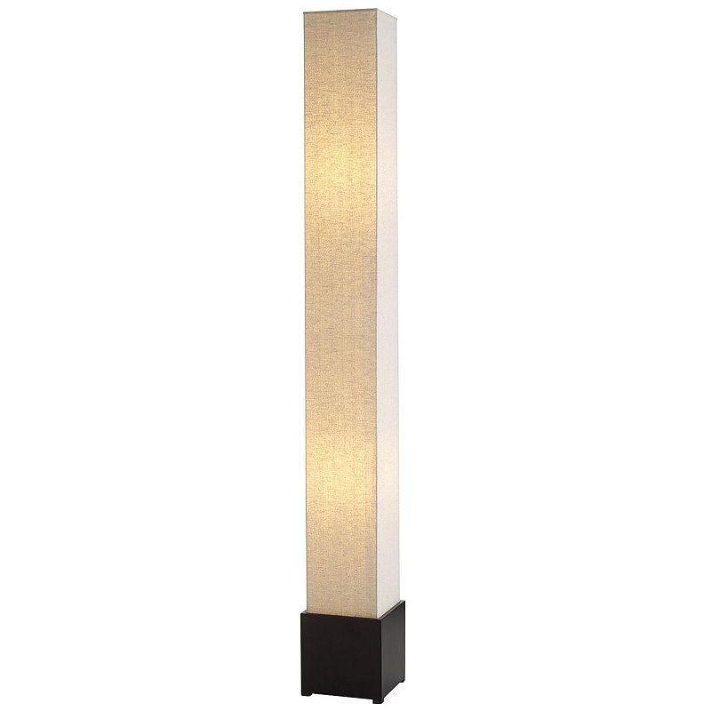 Our Square Floor Lamp Towers Above The Rest With 72 Of Sleek Modern Light Square Floor Lamp Floor Lamp Floor Lamp Lighting