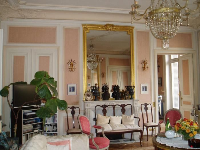 Luxury Paris Interiors Images In 75008 France Apartments Property And