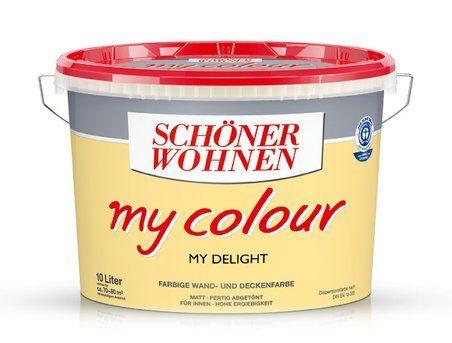 My Delight Schoner Wohnen Farbe Schoner Wohnen Wandfarbe Schoner Wohnen