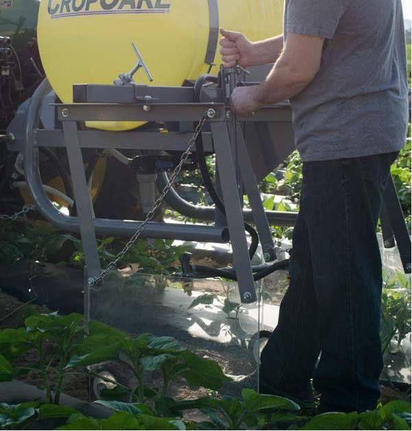 Cropcare 3pt Shielded Boom Sprayers Have Adjusting Shields To Control Drift On Your Farm Sprayers Farm Equipment Farm