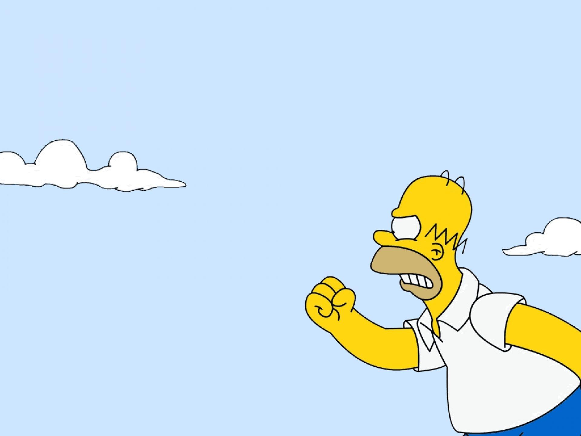 Simpsons HD desktop wallpaper High Definition Fullscreen