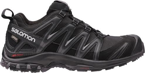 Salomon Men's XA Pro 3D GTX Trail-Running Shoes Black/Black 8 #hikingtrails