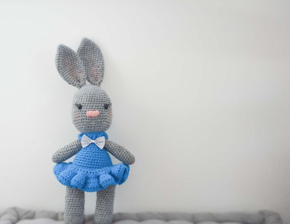Tutoriel PDF en Francais/Anglais/Allemand lapin ballerine au ...   928x1200