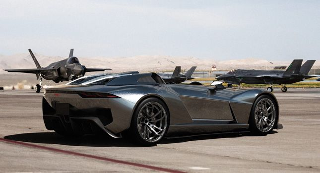 We Question Rezvani Motors About The Beast And Certain