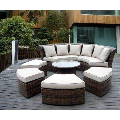 Muebles En Circulo Para Terraza Mobiliario Terraza Muebles Para