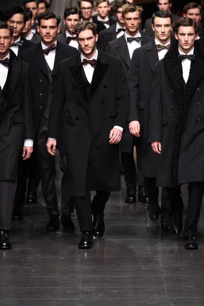 dc7a1be3a297 The Dolce Gabbana Men in Tuxedos