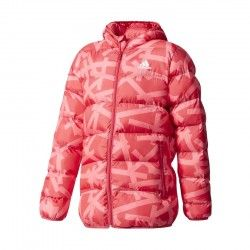adidas Back to School Jacket Kız Genç Mont Kaban (8 13 Yaş
