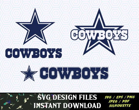 Dallas Cowboys SVG Vinyl Cutting Decal, for Mugs, T Shirts, Cars - car for sale sign template free
