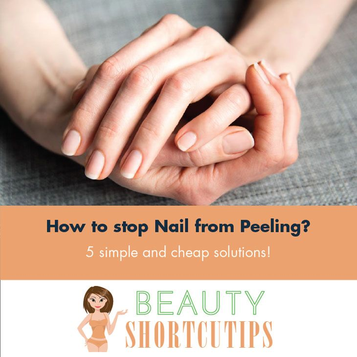 Want to find out how to bring your dry peeling nails back from the ...