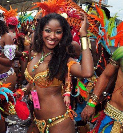 beautiful trinidadian women
