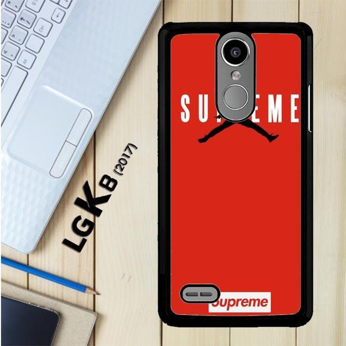 Supreme Jordan Logo Z4157 Lg K8 2017 Aristo Risio 2 Fortune Phoenix 3 Case