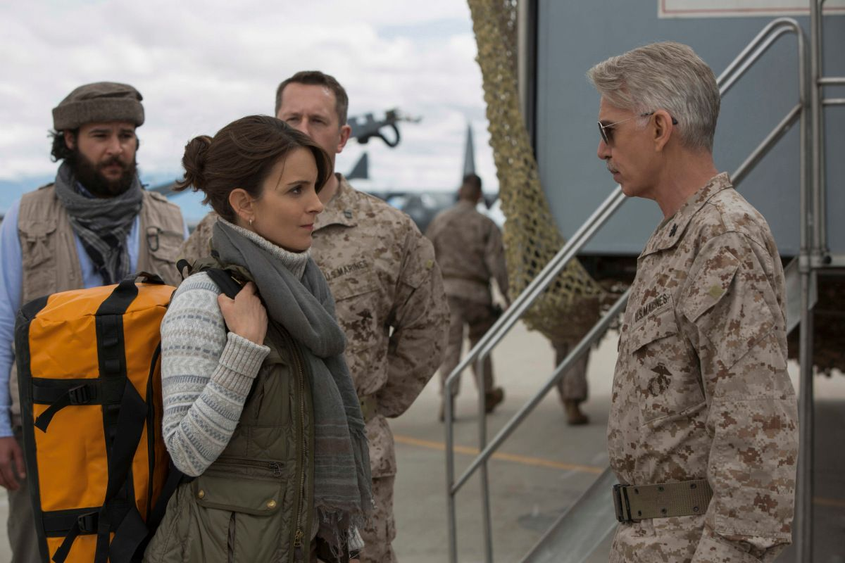 "There aren't enough movies in which Tina Fey fires an AK-47 while grinning maniacally. ""Whiskey Tango Foxtrot"" turns out to make excellent use of her established skills while revealing new ones: It…"