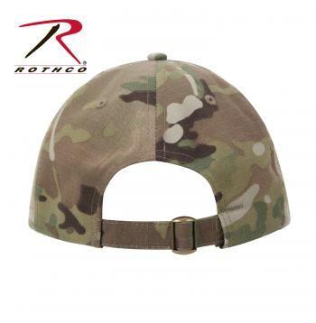 929bced3603 Rothco Low Profile Cap Multicam