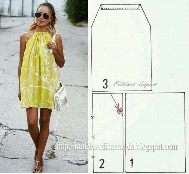 Pin de Olesea en Croitorie | Pinterest | Costura facil, Costura y ...