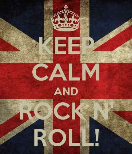 Calm And Rock On