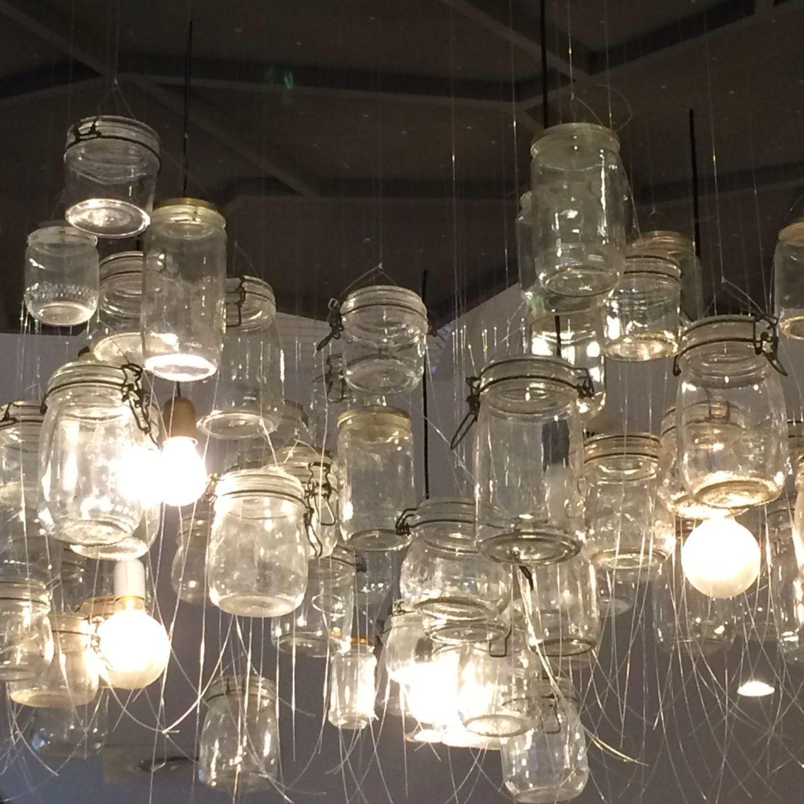 Lampes bocaux