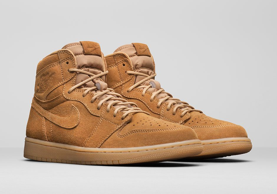 e985e51f8d2 Jordan 1 Wheat Release Info + Photos
