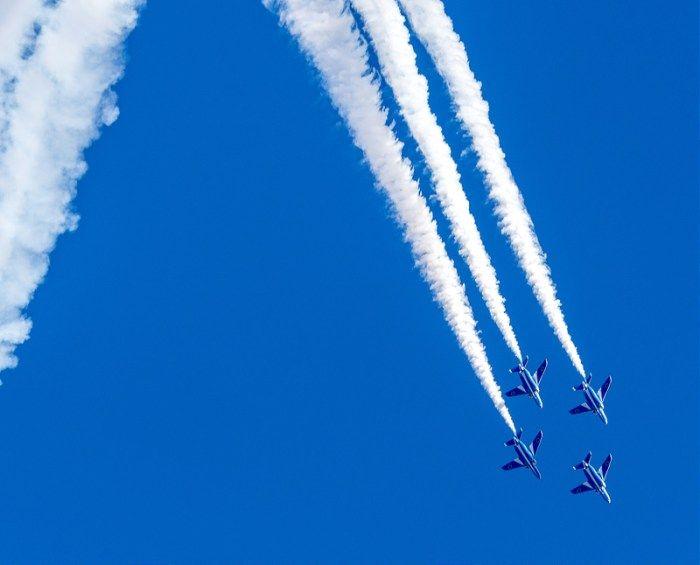 Blue Impulse  Japan Air Self-Defense Force(JASDF)