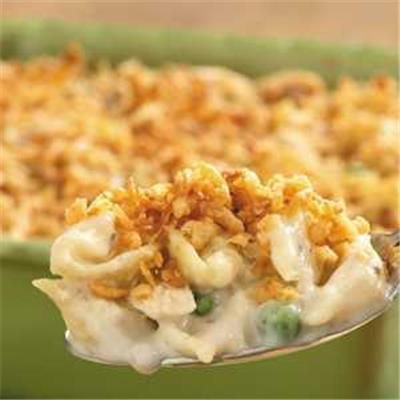 Crunchy Tuna Noodle Casserolegreat Recipes From French S Foods French S Mustard Fried Onions Noodle Casserole Potatoe Casserole Recipes Casserole Recipes