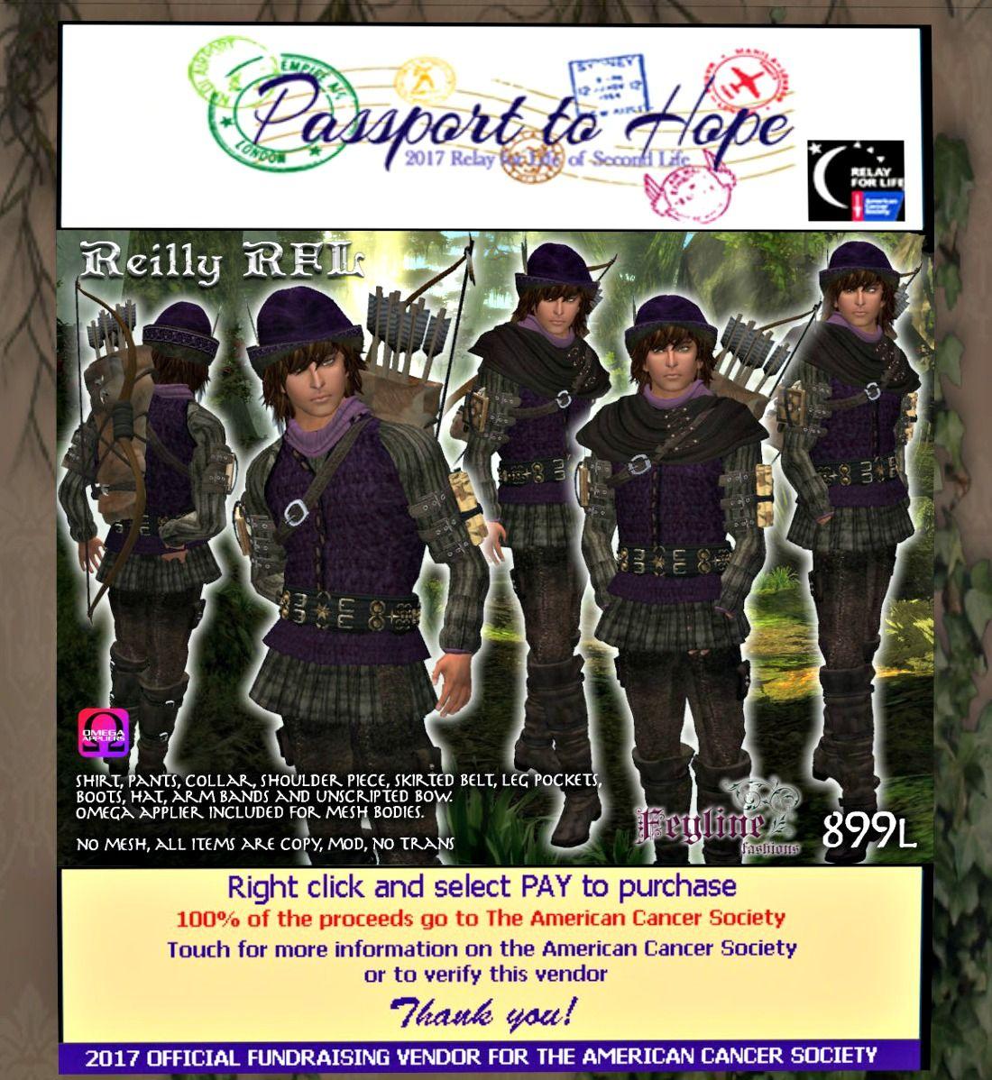 Feyline Fashions -  Reilly RFL - Egregore sim - http://maps.secondlife.com/secondlife/Egregore/174/158/41