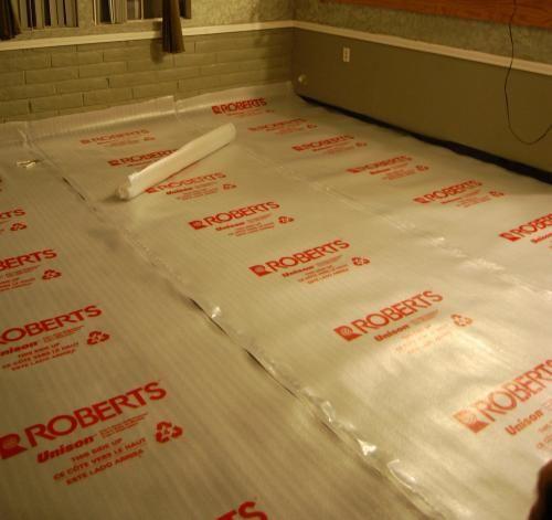 Roberts 100 Sq. Ft. Unison Premium 2-in-1 Underlayment