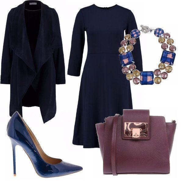 Sobrio ma non troppo: outfit donna Bon Ton per ufficio e tutti i giorni | Bantoa