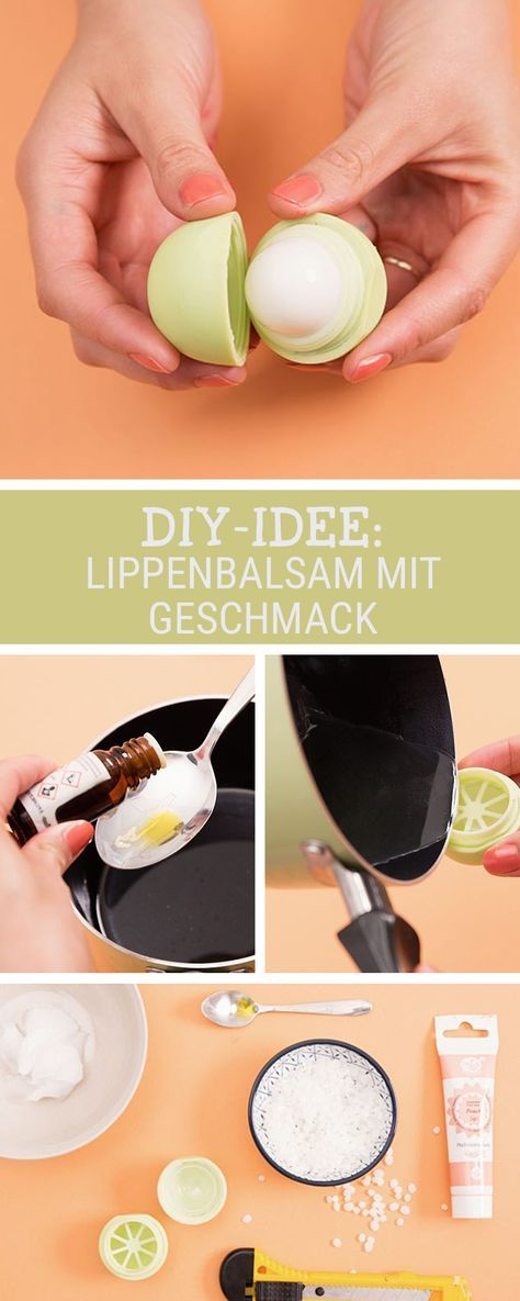 diy anleitung lippenbalsam mit blutorangengeschmack selber machen via. Black Bedroom Furniture Sets. Home Design Ideas