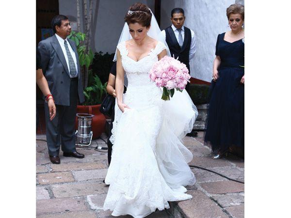 Alessandra Rosaldos Look Vestidos De Novia Alessandra Rosaldo Boda