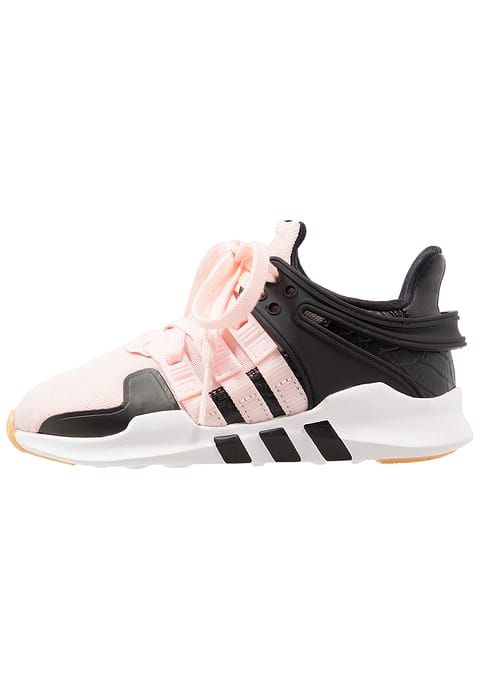 sports shoes f7ab4 b2c0a adidas Originals EQT SUPPORT ADV SNAKE - Baskets basses - ice pinkfootwear  white -