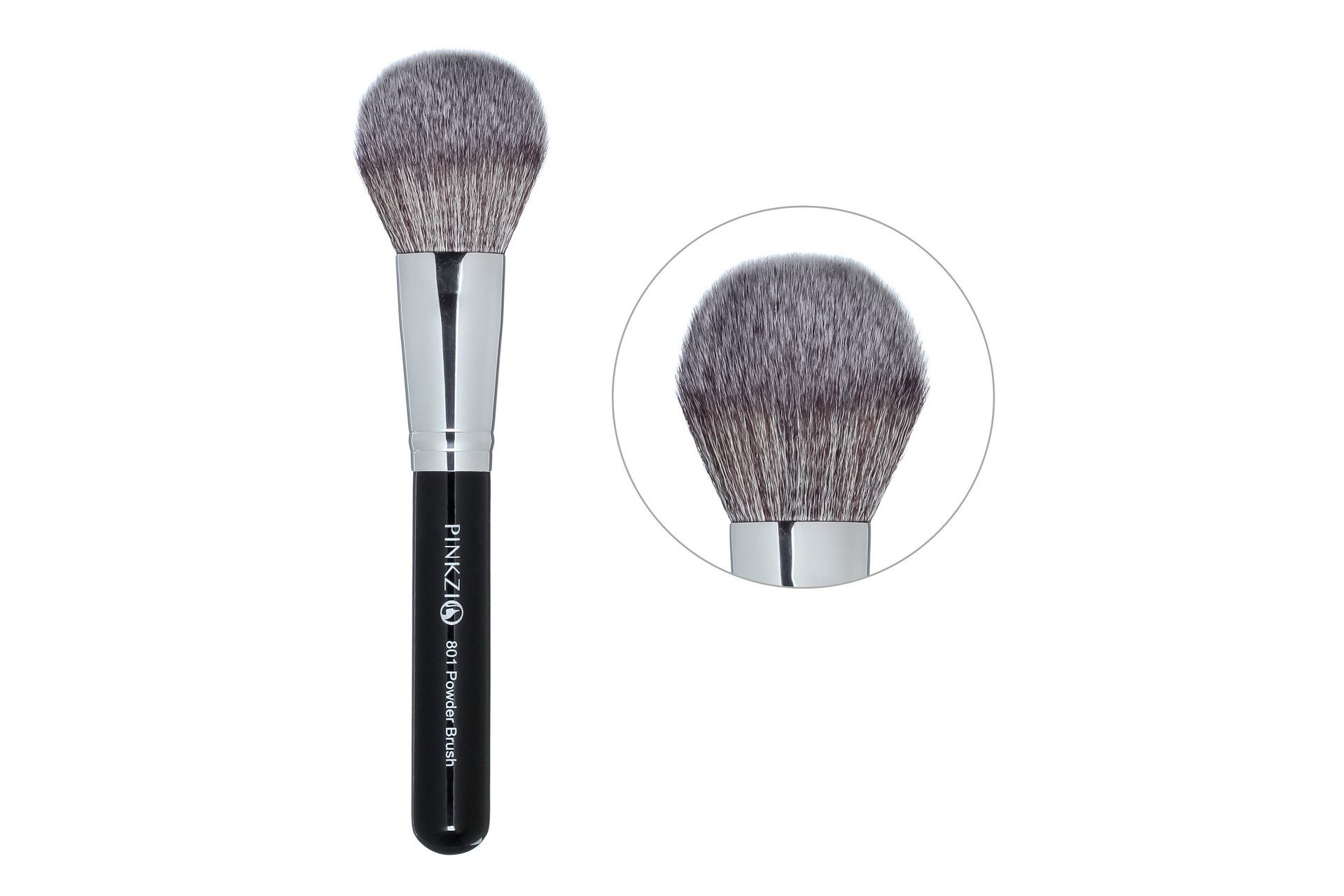 Pinkzio Makeup Brush Set 7 Piece Professional Set For Face