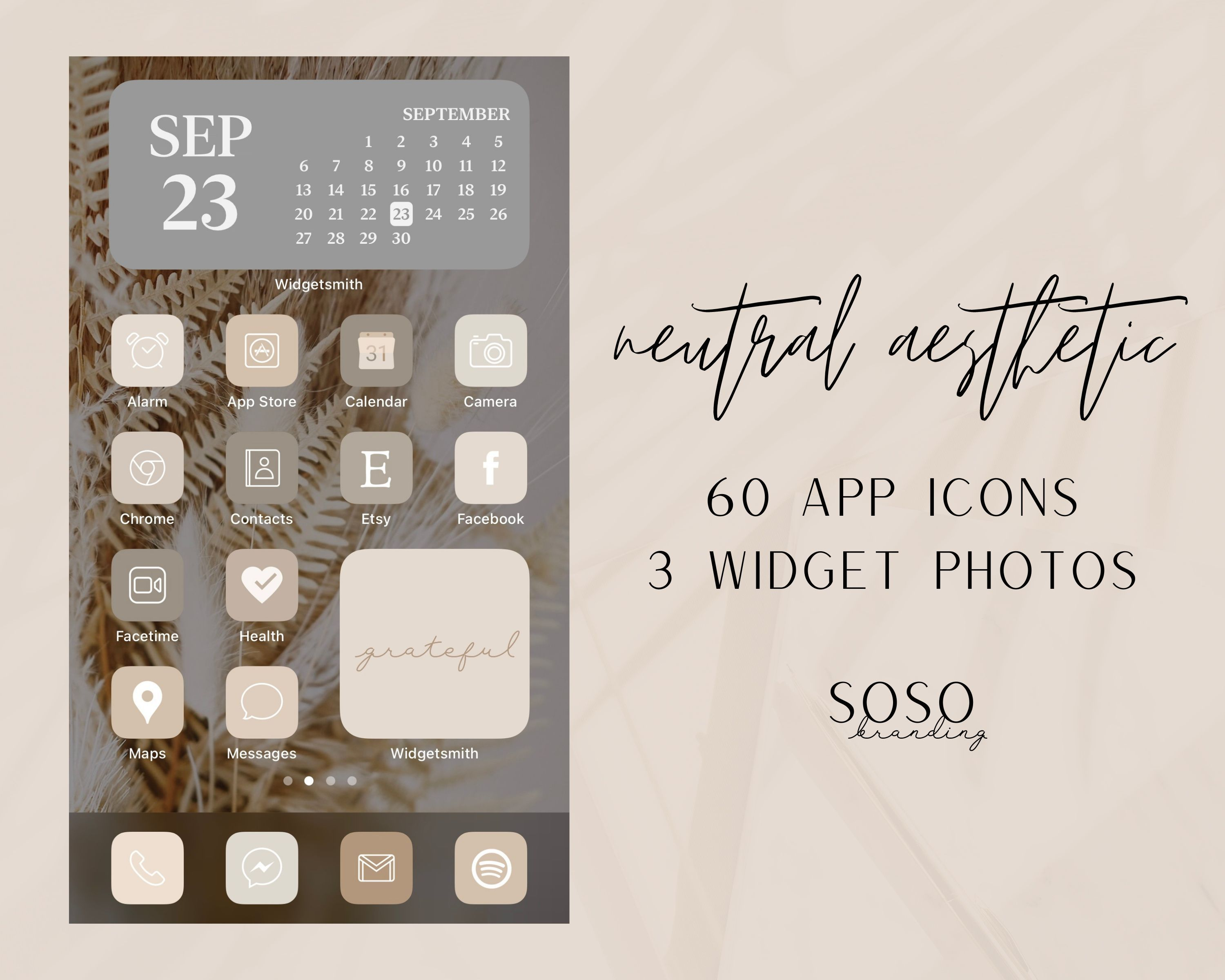Neutral Tone Aesthetic 60 Ios 14 App Icons Ios14 Widget Photos Covers Widgetsmith Shortcuts Ios Home Screen Ios 14 Iphone Icon Pack In 2020 Iphone Icon App Icon App Covers