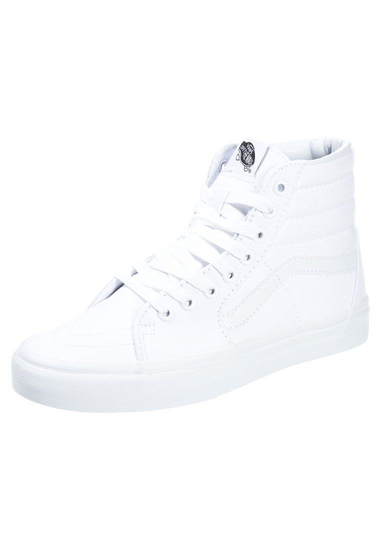 Disparidad Sur Calibre  Vans SK8 - Zapatillas altas - true white - Zalando.es | Zapatillas altas,  Zapatillas, Zapatos