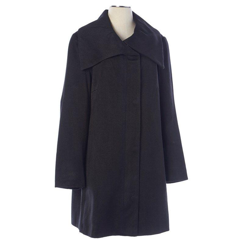 b3fbf450db4 Wool-Blend Walker Coat - burlington coat factory