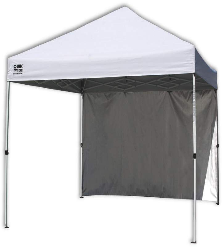 Quik Shade Commercial 100 10 X 10 Instant Canopy Shelter