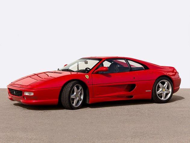 1999 Ferrari F355 Gts F1 Ferrari 348 Ferrari Italian Cars