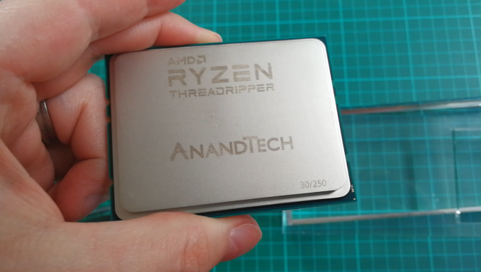 Amd Ryzen Threadripper 1950x And 1920x We Re Allowed To Show Pictures Now Amd Samsung Galaxy Phone Galaxy Phone