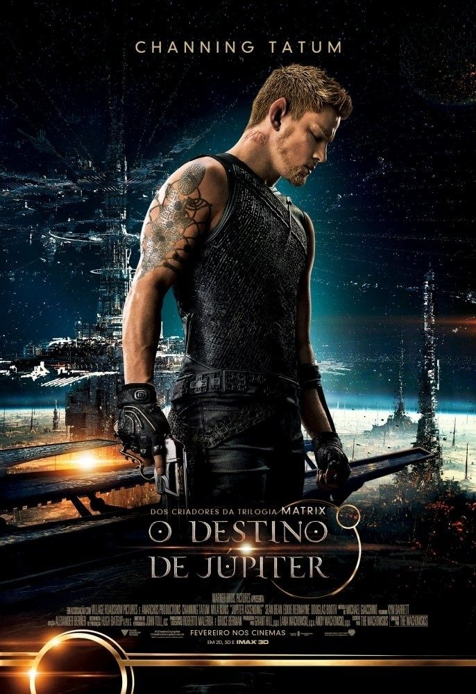 Download Torrent Filme O Destino De Jupiter 2015 Dublado