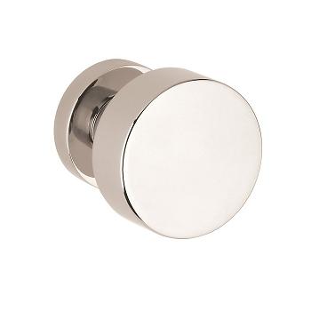 Baldwin Estate 5055 Door Knob Set Lifetime Polished Nickel (055) For All  Interior Doors