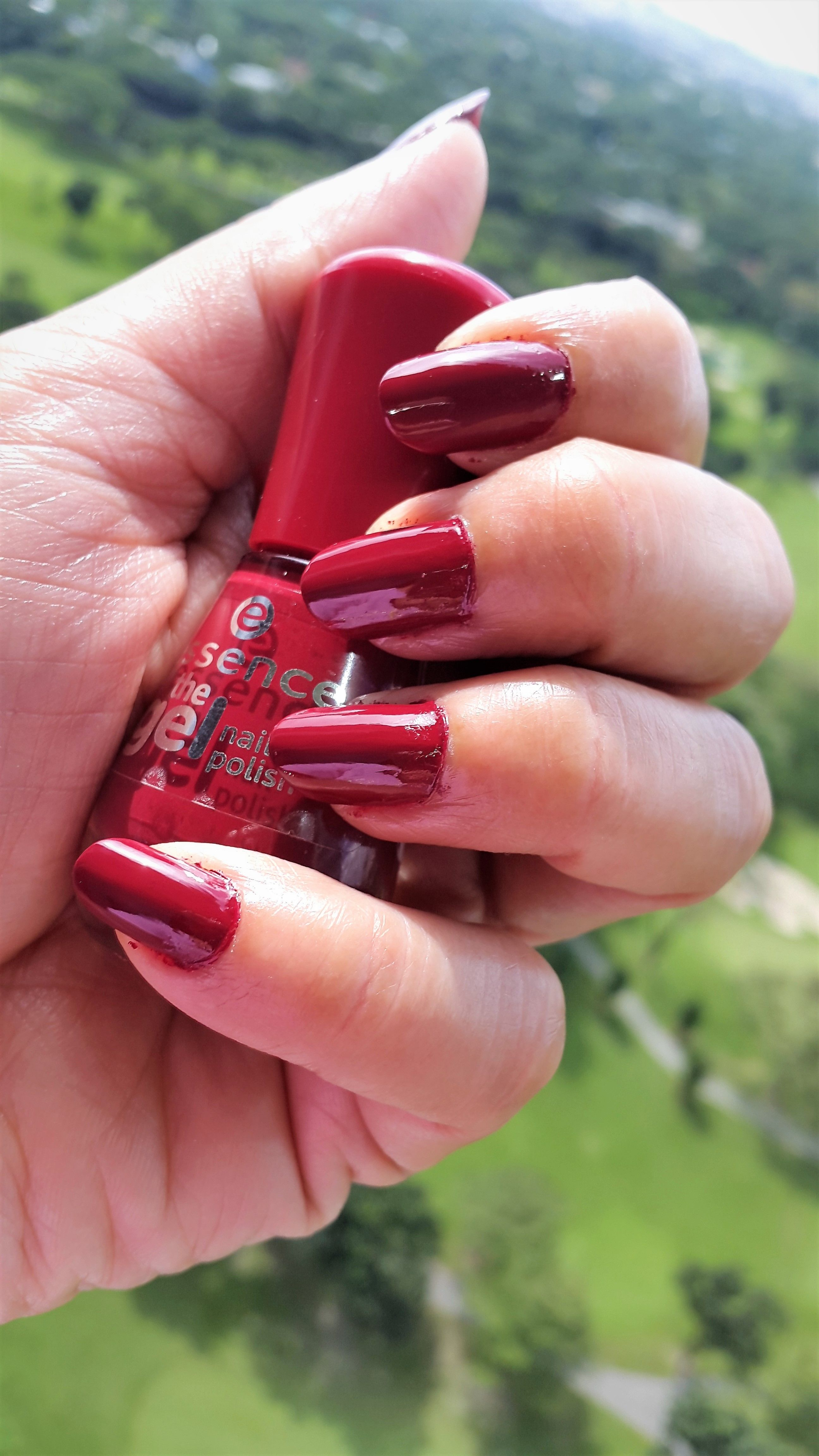 Essence Gel Nail Polish in the shade 91 The One And Only. This ...