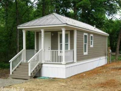 1BR/1BA Katrina Cottage For Sale In Pangburn, Arkansas Awesome Ideas