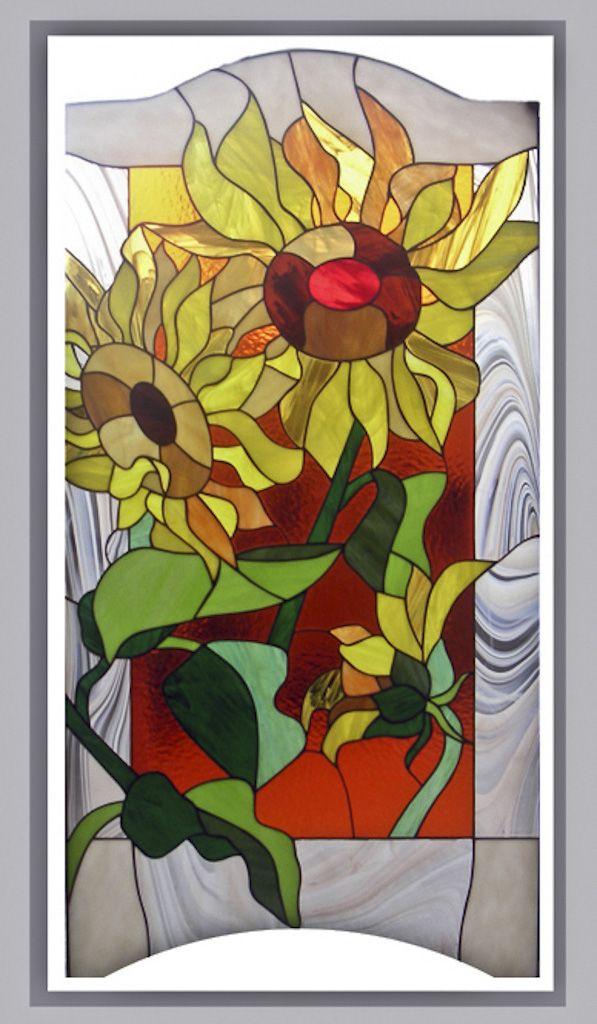 Custum Stained Gl Gallery Murals And Custom Windows Inserts