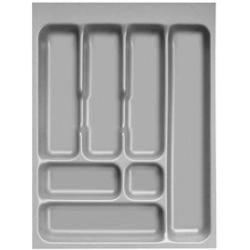 Besteckkasten für 45er Auszug / Besteckeinsatz für Grass-Auszüge / Auszüge B 360 mm x L 480 mm mit 7 Facheinteilungen