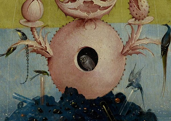 Image result for hieronymus bosch creepy owls pinterest