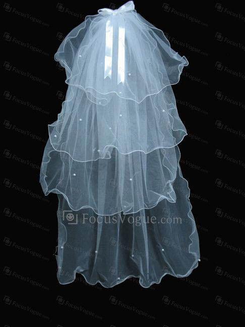 US $56.00 | Short Wedding Veil 019 | Wedding Veils | Pinterest ...