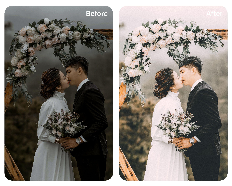 Vsco wedding presets