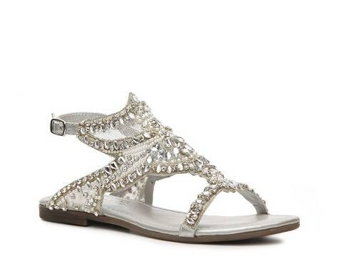 Coconuts Gabby Flat Sandal Bride Wedding Shop Women s Shoes - DSW for  Kendall flower girl shoes  Kasey Walker f9f6bf20ba98