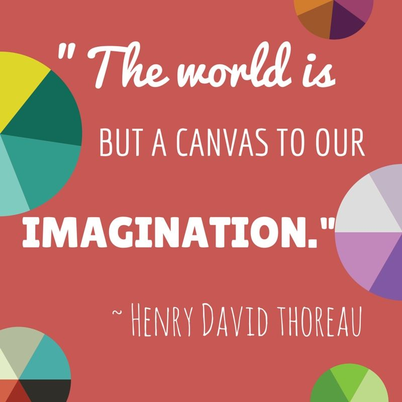 """The world is but a canvas to our imagination."" ~ Henry David #Thoreau.   Learn to #paint at #Pastimes today!  http://www.pastimesinc.com/art_classes.htm"