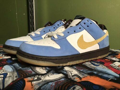 new product b73b3 6e1a7 Nike Dunk Low SB US Sz 8 Homer Simpson Vintage