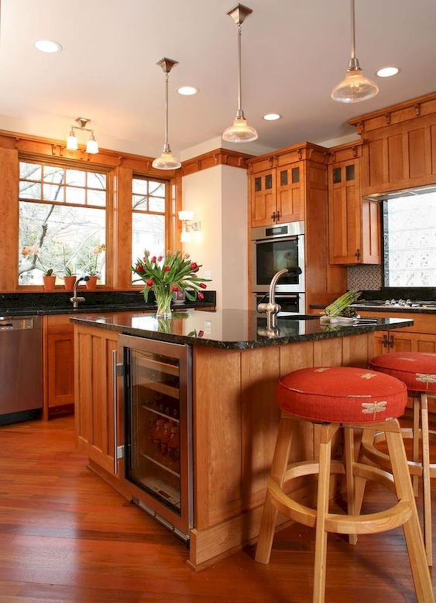 40 awesome craftsman style kitchen design ideas 24 on extraordinary kitchen remodel ideas id=62234